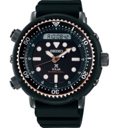 Часы Seiko SNJ028P1 с каучуковым браслетом