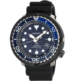 Часы Seiko SNE518P1 с каучуковым браслетом