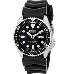 Часы Seiko SKX007J1 с каучуковым браслетом