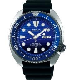 Часы Seiko SRPC91K1 с каучуковым браслетом