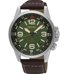 Seiko SRPA77K1 с зеленым циферблатом