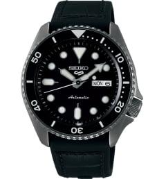 Часы Seiko SRPD65K3 с каучуковым браслетом