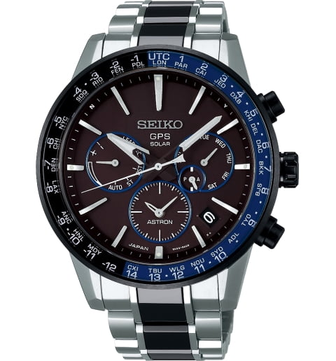 Seiko SSH009J1 с GPS