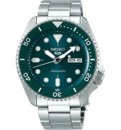 Seiko SRPD61K1 с зеленым циферблатом