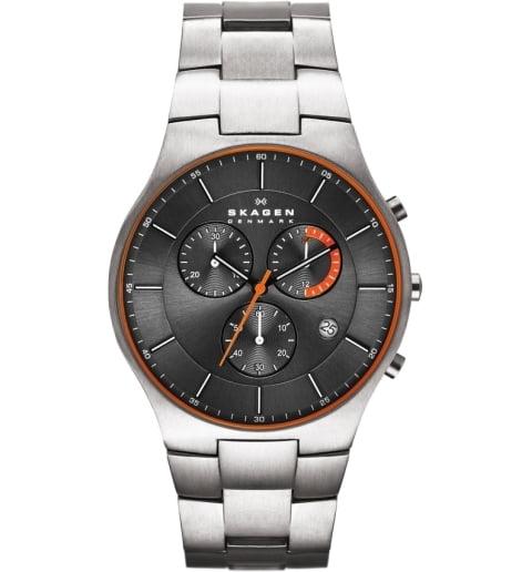 Часы Skagen SKW6076 с титановым браслетом