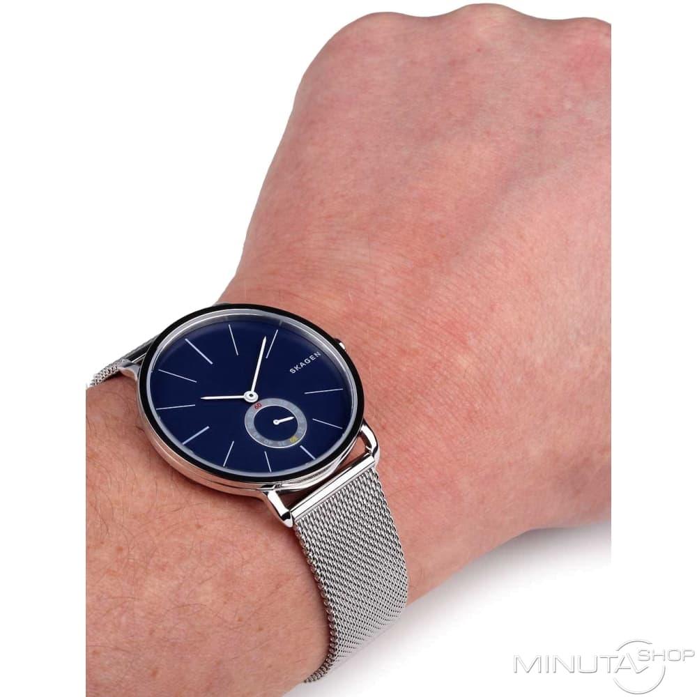 Источником вдохновения для дизайна часов является великолепная природа скандинавии.