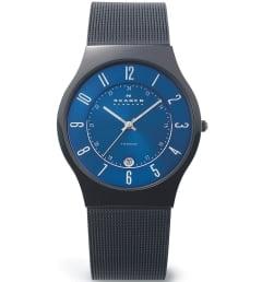 Часы Skagen T233XLTMN с титановым браслетом