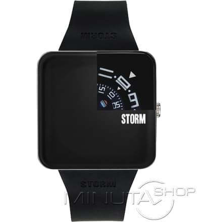 STORM SQUAREX BLACK 47117/BK