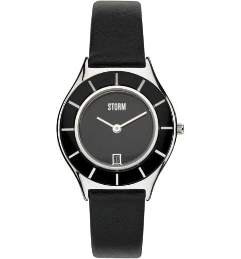 STORM SLIMRIM BLACK LEATHER 47198/BK