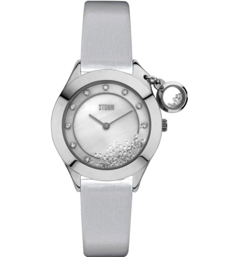 STORM SPARKELLI LEATHER SILVER 47223/S