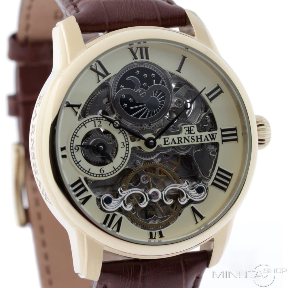 Часы Earnshaw ES-8006-08 Часы Roamer 683.830.48.25.06