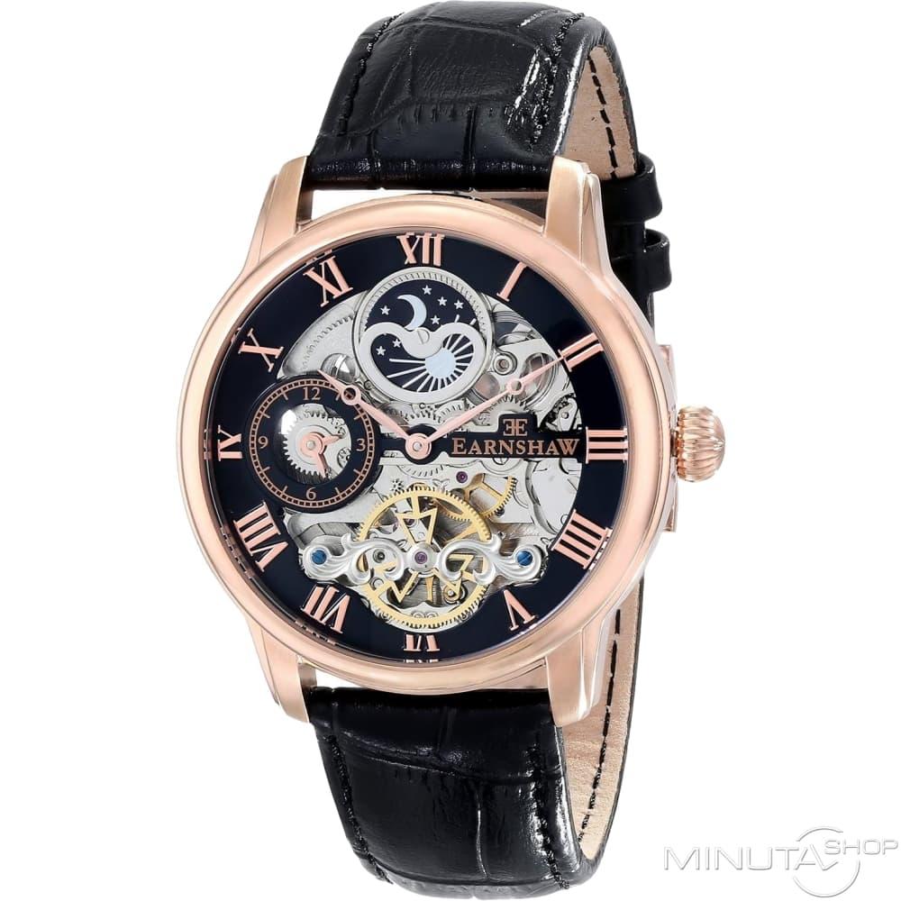 Часы Earnshaw ES-8006-04 Часы Casio EF-130D-1A5