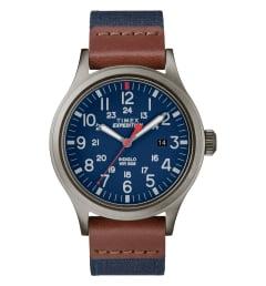 Часы Timex TW4B14100 с текстильным браслетом