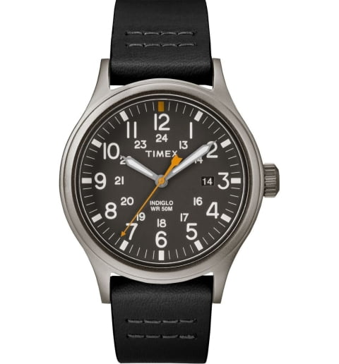 Timex TW2R46500 в латунном корпусе