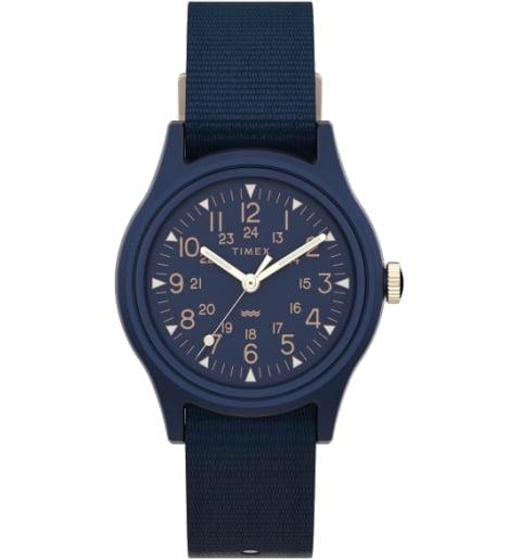 Часы Timex TW2T77000 с текстильным браслетом