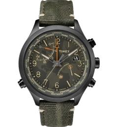 Timex TW2R43200 с зеленым циферблатом