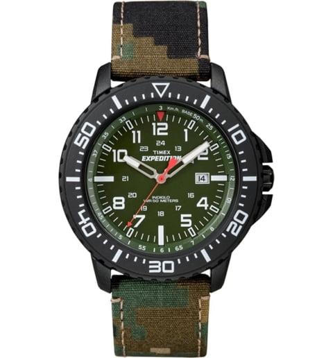 Часы Timex T49965 с текстильным браслетом