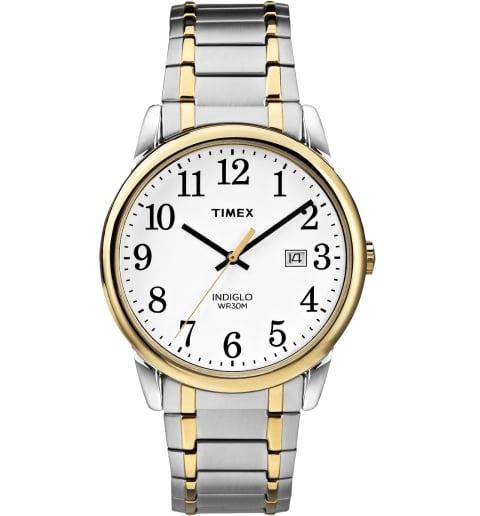 Timex TW2P81400 в латунном корпусе