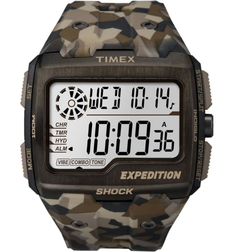 Timex TW4B07300 с вибрацией