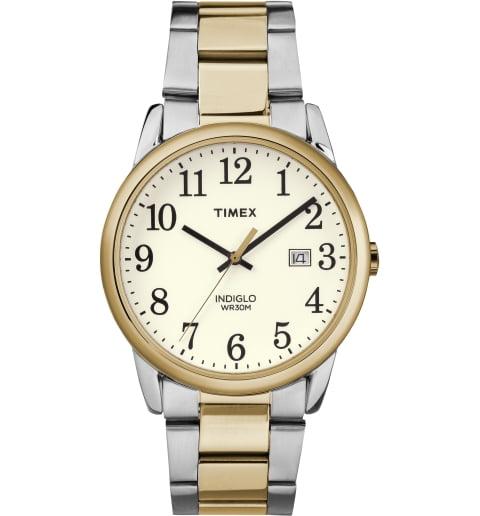Timex TW2R23500 в латунном корпусе