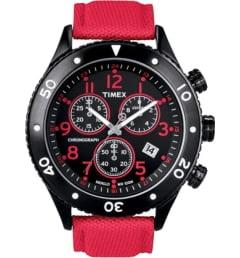 Часы Timex T2N087 с текстильным браслетом