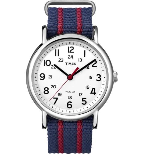 Часы Timex T2N747 с текстильным браслетом