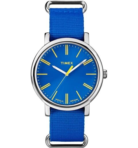 Часы Timex T2P362 с текстильным браслетом