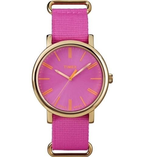 Часы Timex T2P364 с текстильным браслетом