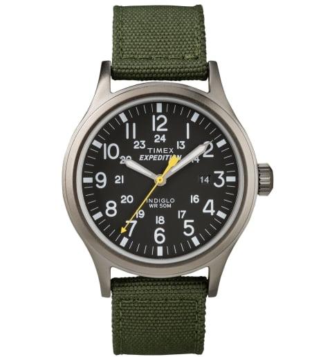 Часы Timex T49961 с текстильным браслетом