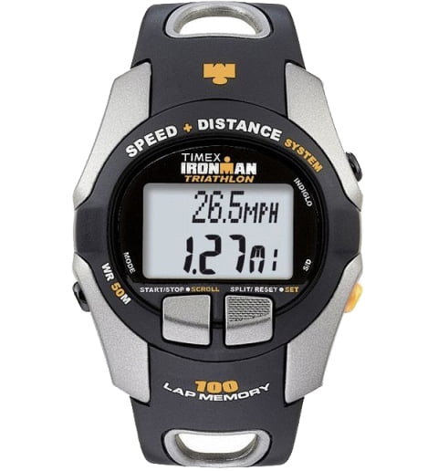 Timex T5E691 с GPS