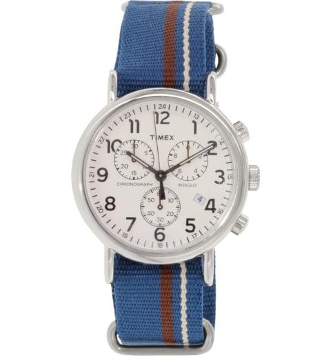 Часы Timex TW2P62400 с текстильным браслетом