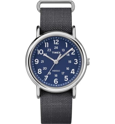 Часы Timex TW2P65700 с текстильным браслетом