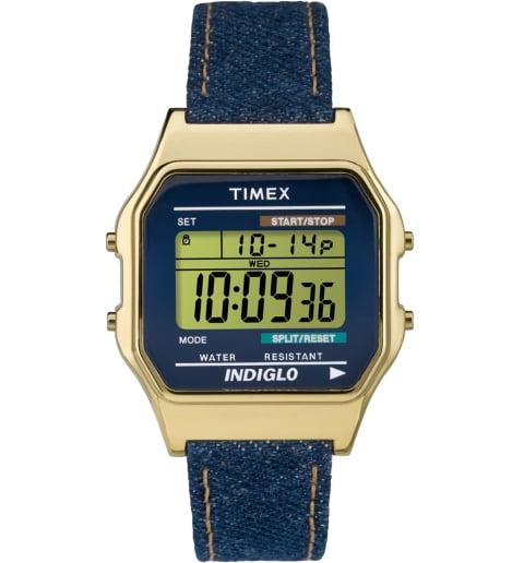 Часы Timex TW2P77000 с текстильным браслетом