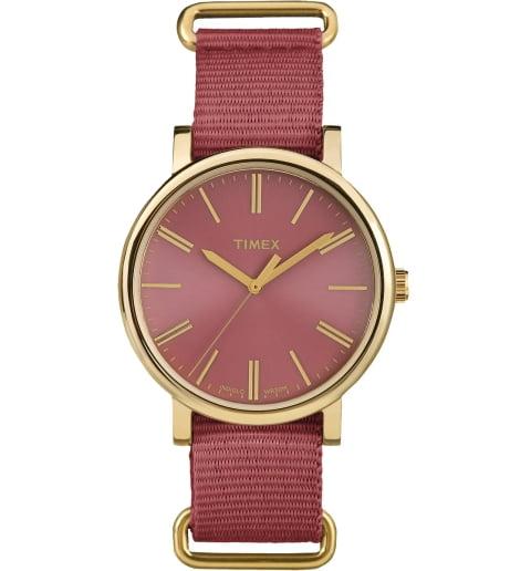 Часы Timex TW2P78200 с текстильным браслетом