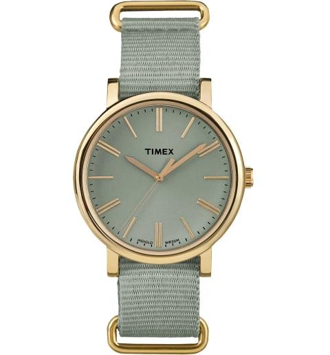 Часы Timex TW2P88500 с текстильным браслетом