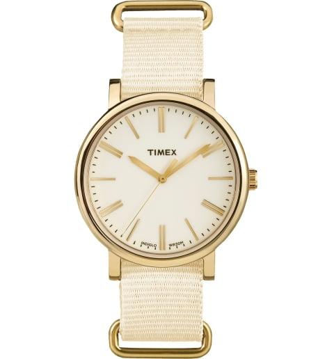 Часы Timex TW2P88800 с текстильным браслетом