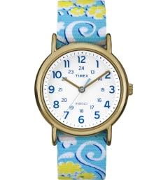 Часы Timex TW2P90100 с текстильным браслетом