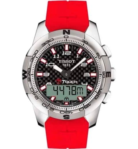 Tissot T.047.420.47.207.02 с компасом