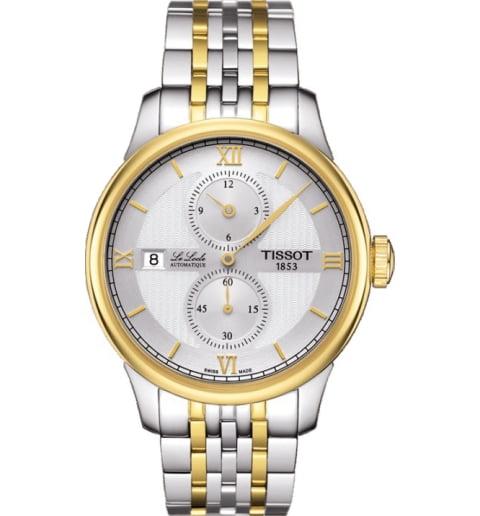 Скелетоны Tissot T.006.428.22.038.01