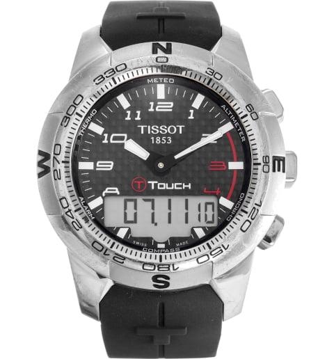 Tissot T013.420.17.202.00 с компасом
