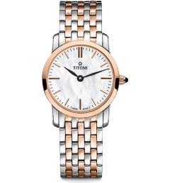 Женские Titoni TQ-42918-SRG-587
