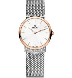 Женские Titoni TQ-42912-SRG-590