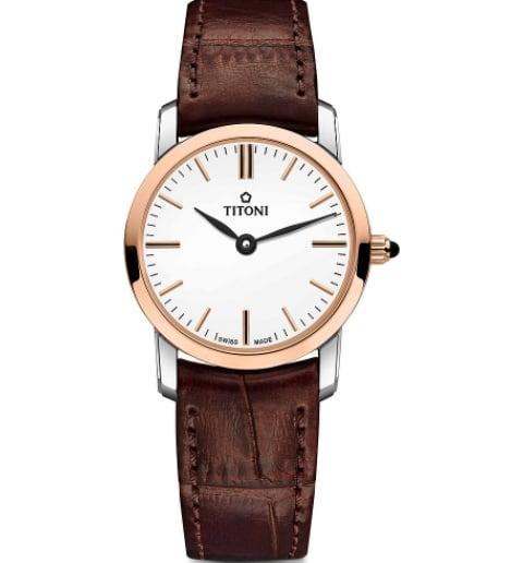Titoni TQ-42918-SRG-ST-583