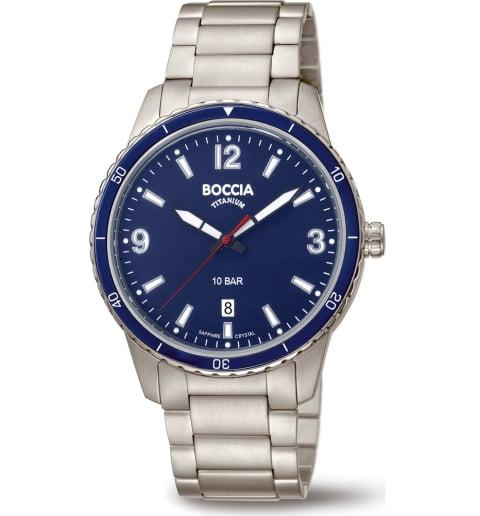 Часы Boccia 3635-04 с титановым браслетом
