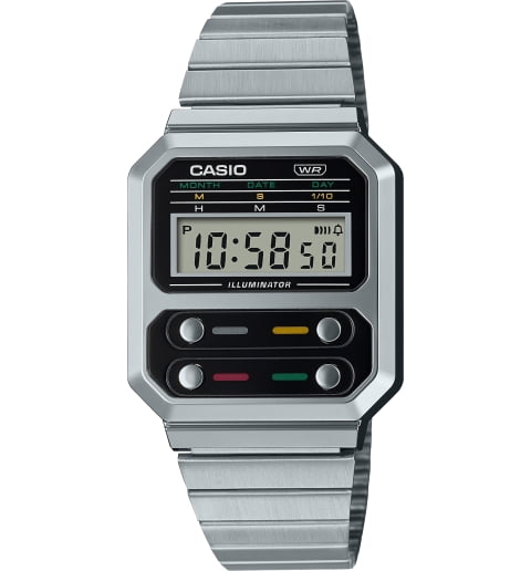 Casio Collection A100WE-1A