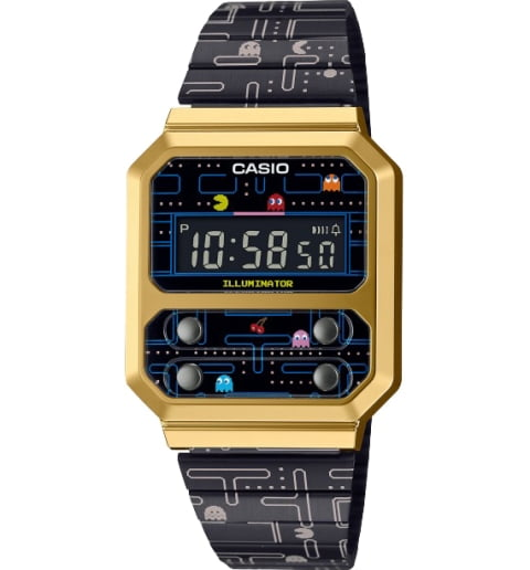 Casio Collection A100WEPC-1B