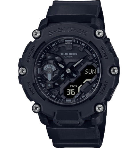 Casio G-Shock GA-2200BB-1A