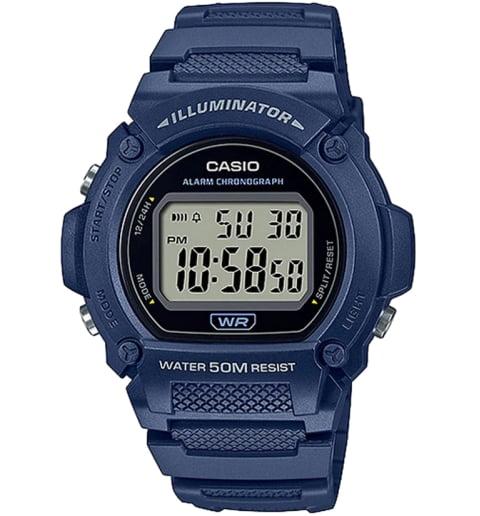 Дешевые часы Casio Collection W-219H-2A