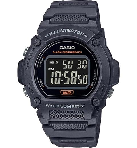 Дешевые часы Casio Collection W-219H-8B