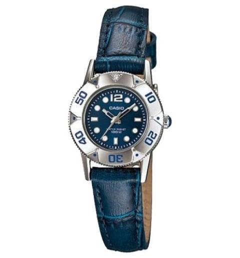 Кварцевые часы Casio Collection LTD-2001L-2A